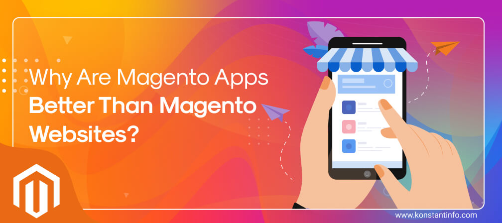 Magento Mobile Apps