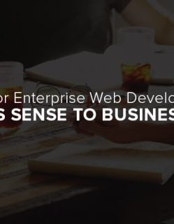 CQRS for Enterprise Web Development