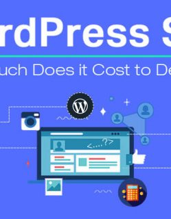 WordPress Site Development Cost