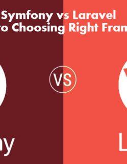 Symfony vs Laravel