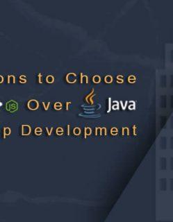 Node.JS Over Java