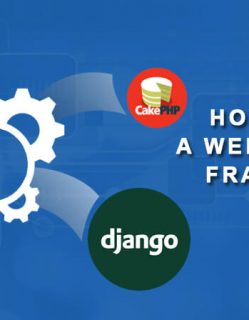 Web Development Framework for PaaS