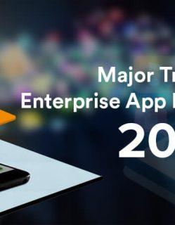 Enterprise App Development in 2018