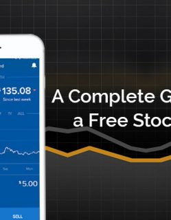 Building a Free Stock Trading App