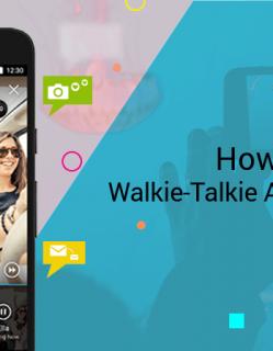 Video Walkie-Talkie App like Marco Polo
