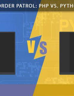 PHP vs Phython