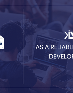 Topdevelopers announced Konstant as a Reliable Web firm