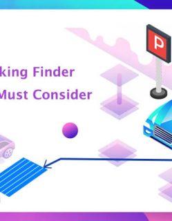 Parking Finder Apps