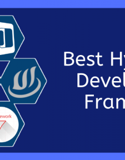 best hybrid app development frameworks