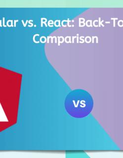 Angular vs. React